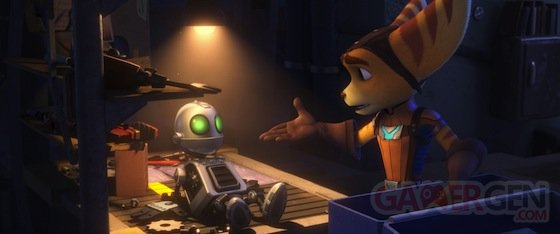 Ratchet & Clank film animation 12 04 2015 screenshot 1