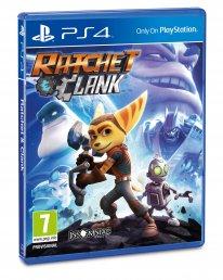 Ratchet & Clank jaquette