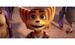 Ratchet & Clank movie head