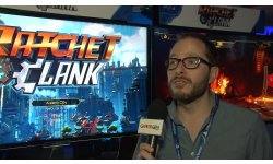 ratchet clank ps4 interview Chad Dezern,