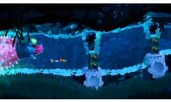 Rayman legends Gloo Gloo 20 000 Lums sous les mers
