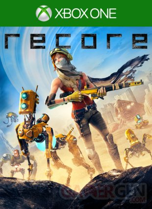ReCore images jaquette (1)