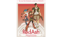 Red Ash Magicicada 04 07 2015 art 1