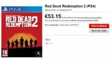 Red Dead Redemption 2 Base_com Date sortie