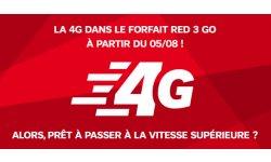 red sfr 4g 3Go