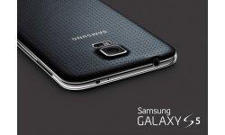 rendu visuel Samsung Galaxy S5 charcoal black noir (2)