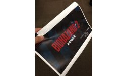 Resident Evil 2 Biohazard 01 08 2015 pitch