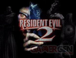 Resident Evil 2 HD Remaster