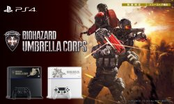 Resident Evil 20 an anniversary Umbrella Corps PS4 images (1)