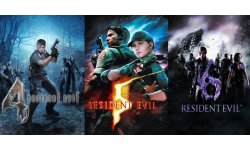 Resident Evil 4 5 6 image