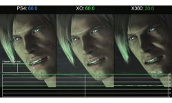 Resident Evil 6 comparaison ps4 xbox one image