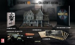 Resident Evil 7 Biohazard collector edition steelbook images (1)