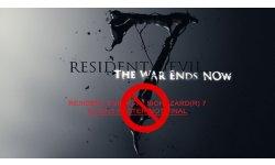 Resident Evil 7 No
