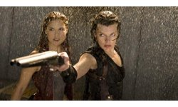 Resident Evil Afterlife Milla Jovovich Ali Larter