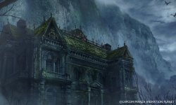 Resident Evil CGI Movie 2017 concept art