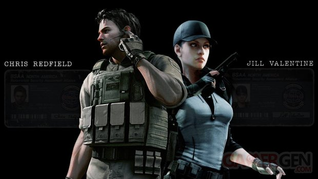Resident Evil HD rebirth 28.09.2014