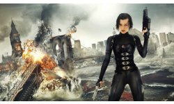Resident evil Retribution Alice Wallpaper