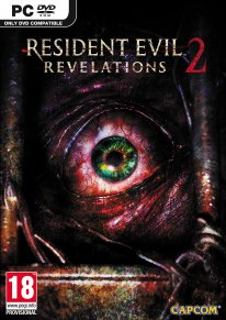 Resident Evil Revelations 2 jaquette packshot cover PC