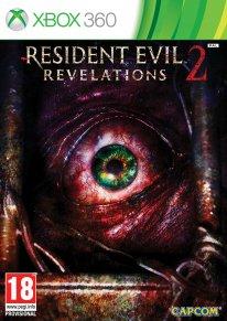 Resident Evil Revelations 2 jaquette packshot cover Xbox360