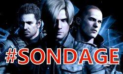 Resident Evil Sondage de la semaine  (1)