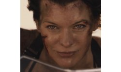 Resident Evil The Final Chapter head