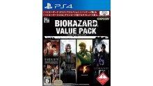 Resident Evil Value Pack jaquette