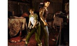 Resident Evil Zero artwork