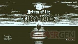 return obra dinn  (3) 1