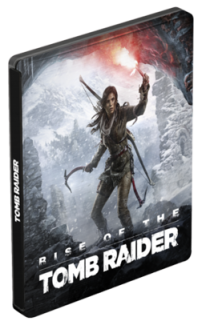 Rise of the Tomb Raider 04 08 2018 édition limitée apex predator pack steelbook