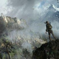 Rise of the Tomb Raider art 1