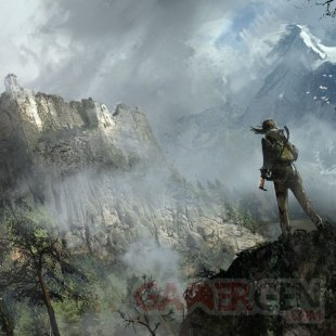 Rise of the Tomb Raider art 1
