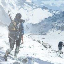 Rise of the Tomb Raider art 3