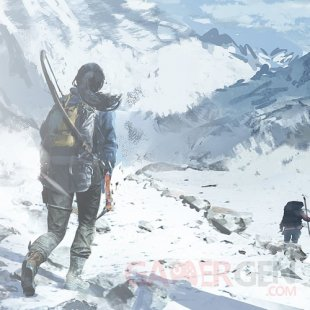 Rise of the Tomb Raider art 3