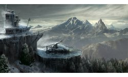 Rise of the Tomb Raider concept art 3