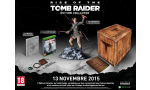 rise of the tomb raider edition collector statuette annoncee xbox one