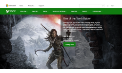 Rise of the Tomb Raider poids