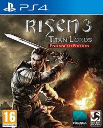 Risen 3 Titan Lords Enhanced Edition jaquette