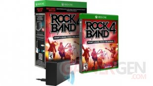 rock band 4 adaptateur xbox one