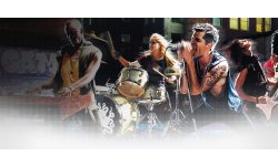 Rock Band Background