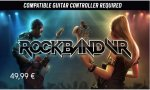 rockband vr est disponible exclusivite oculus rift