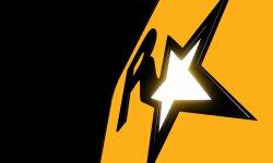Rockstar logo 3D