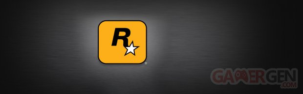 Rockstar logo metal