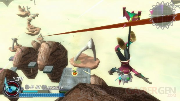 Rodea the Sky Soldier   captures 15
