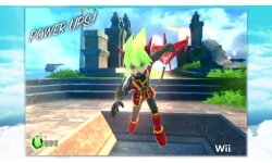 Rodea the Sky Soldier head Wii
