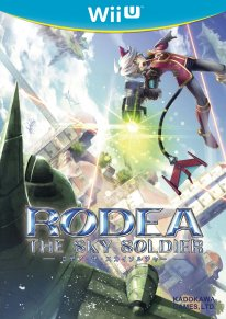Rodea the Sky Soldier jaquette 1