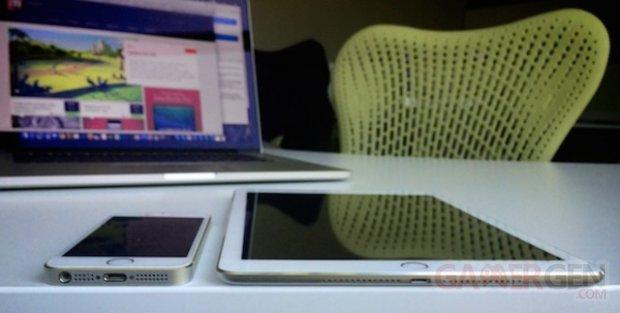 Rumeur 2 iPad Air 2