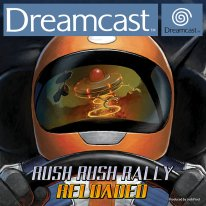 Rush Rush Rally Dreamcast jaquette