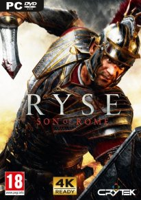 Ryse Jaquette Cover PC 4K Ready
