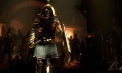 Ryse Son of Rome head