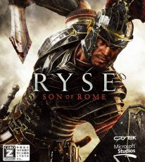 Ryse son of Rome jaquette
